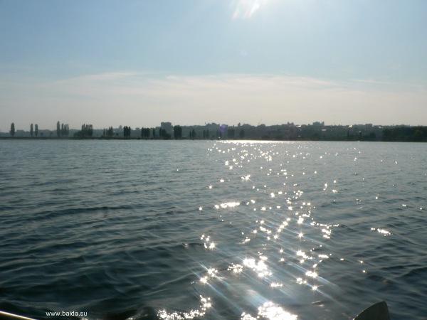 Дамба Чернавского моста
