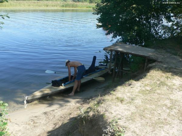 Стоп в Чертовицке