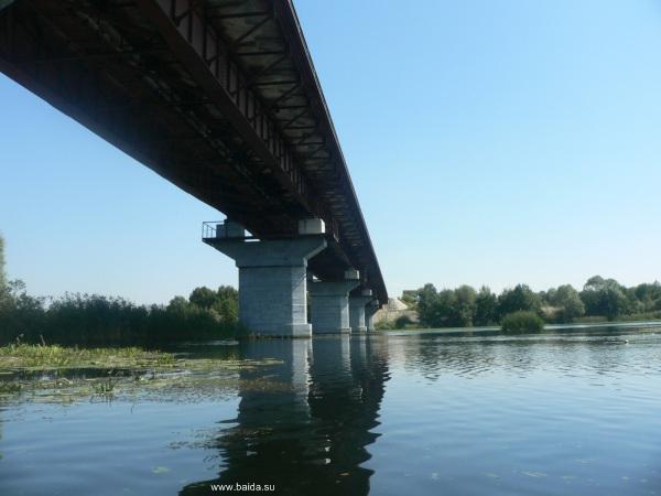 Мост на Воронеж