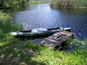 Много рыбачих мест, которые отлично сойдут за дневку
