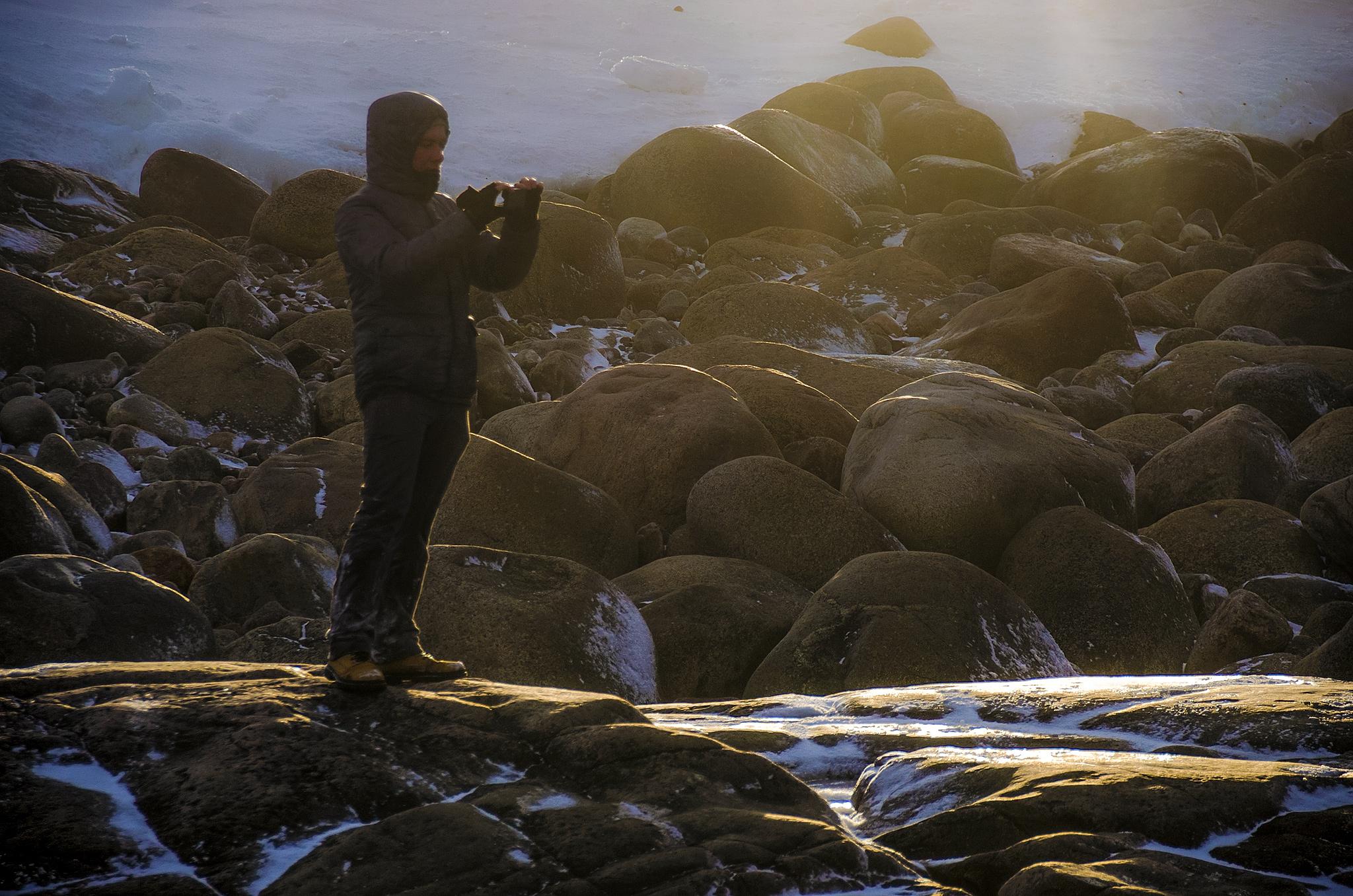 Заполярье. Часть II — Океан и Сияние